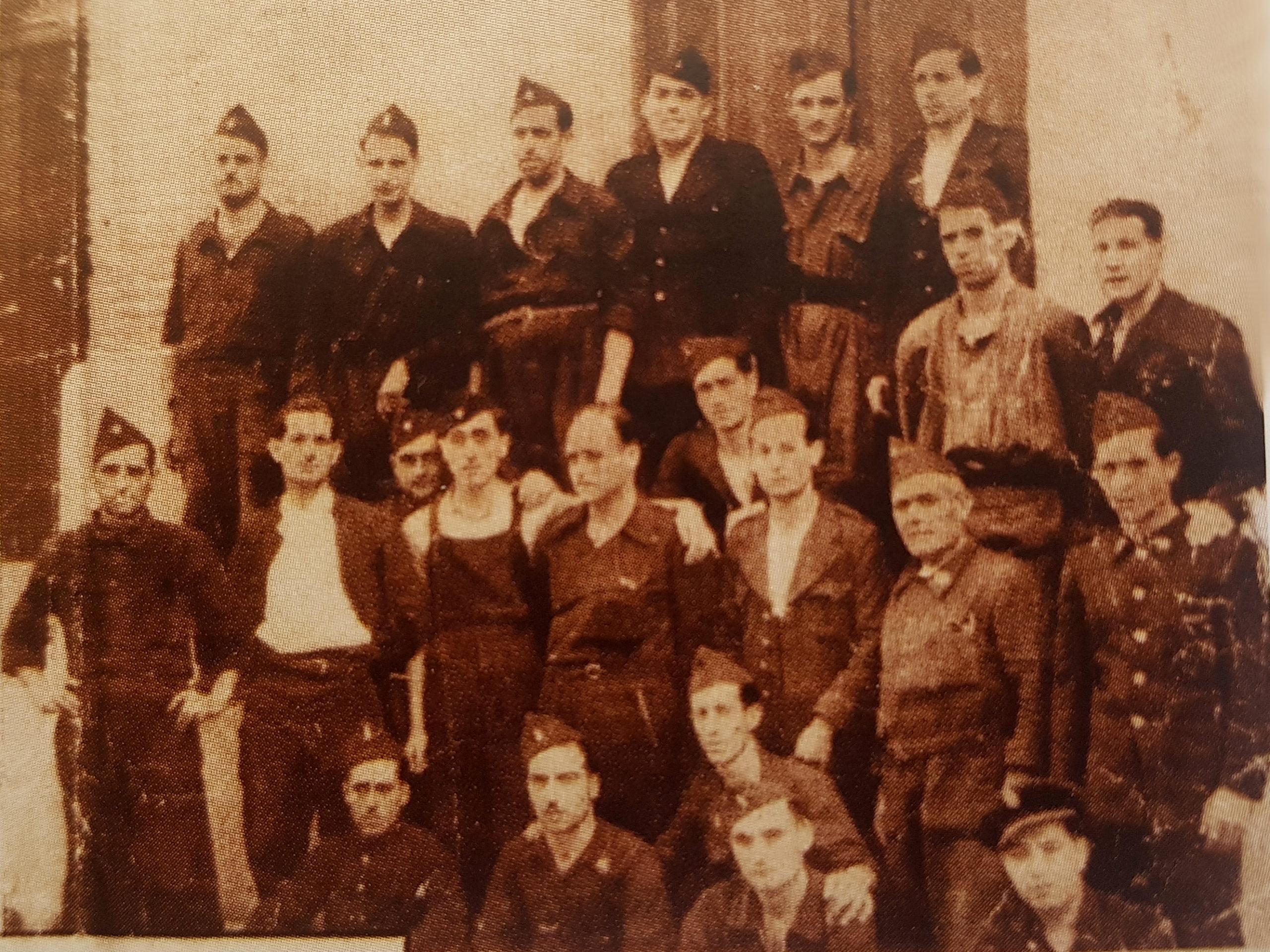 Bombers catalans a Madrid l'agost de 1937