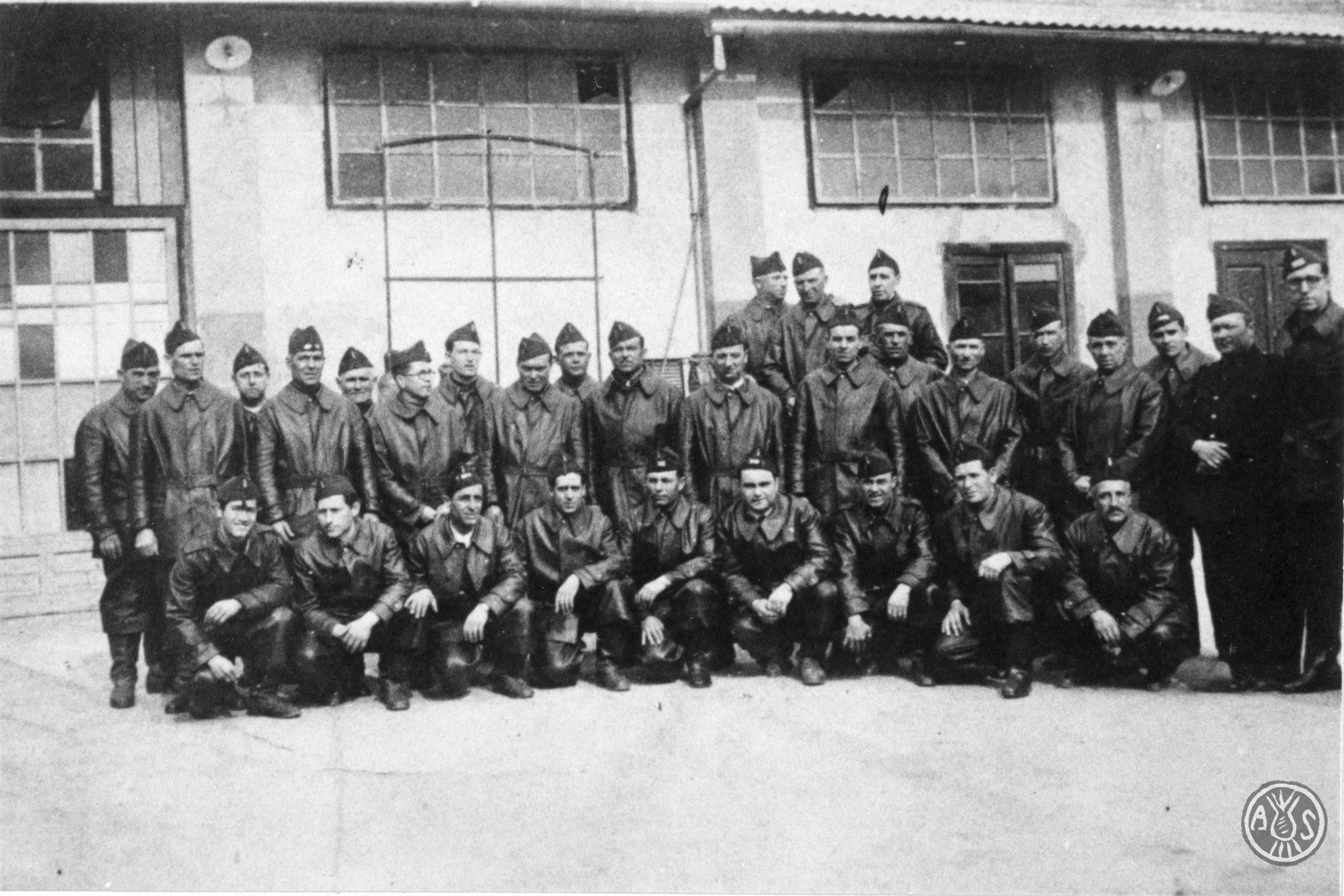 Bombers de Sabadell el 1937
