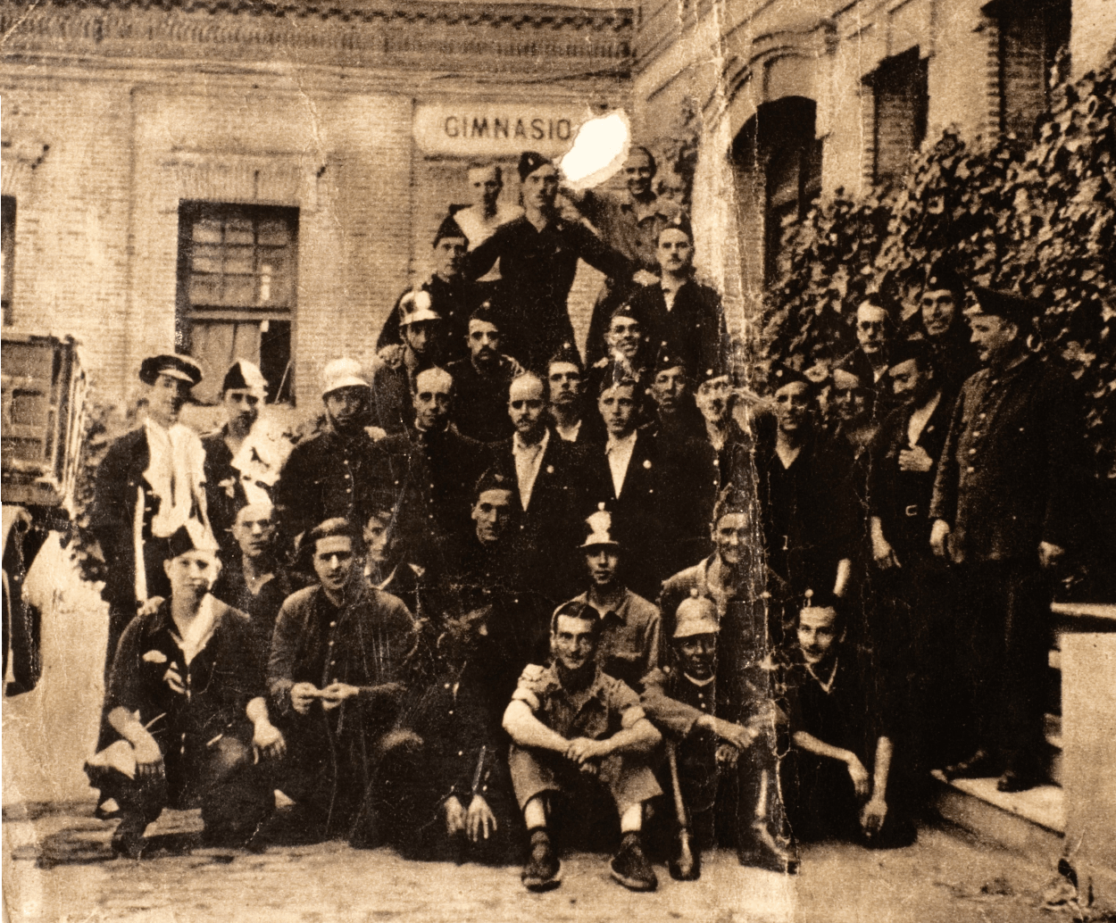 Bombers catalans i madrilenys a Madrid l'agost de 1937