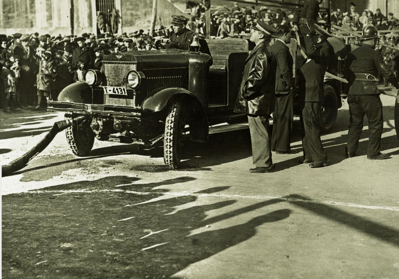 Bombers de Reus el 1931
