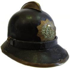 Casc dels Bombers de Reus dels anys '30